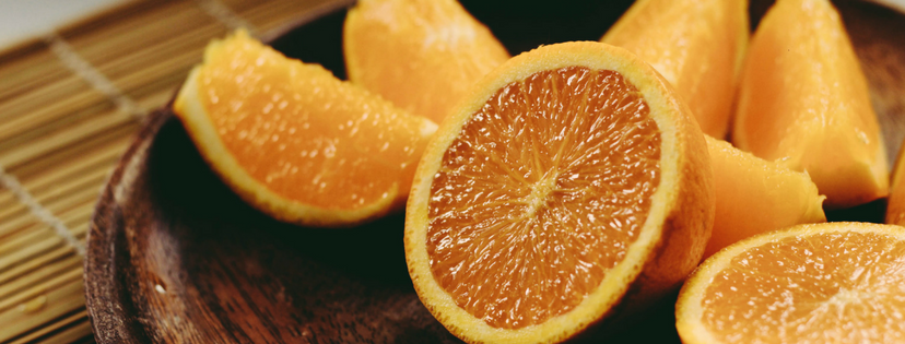 Sliced Oranges with Pecans Recipe