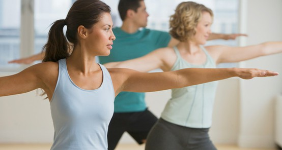 The Health Benefits of Hot Yoga